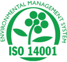 ITEC is ISO 14001 accredited