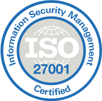 ITEC is ISO 27001 certified