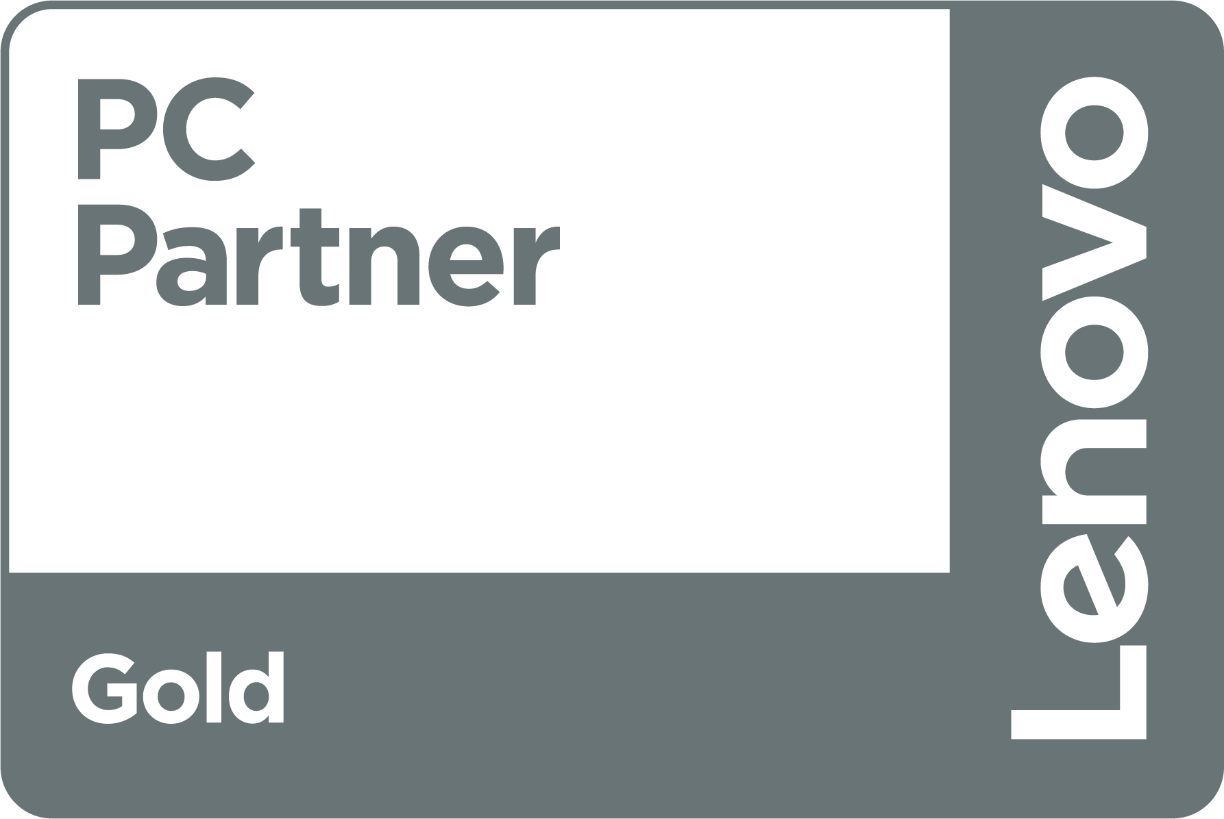 ITEC is accredited as a Lenovo Gold PC Partner
