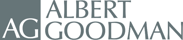 Albert Goodman grey logo