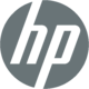 HP grey logo