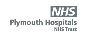 Plymouth NHS Trust grey logo