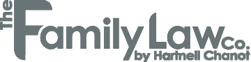 The family law company grey logo
