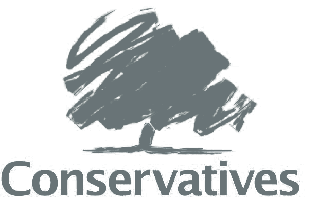 Conservatives grey logo