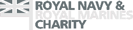 Royal Navy and Royal Marines Charity grey logo
